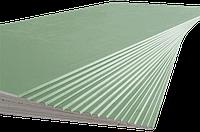 Гипсокартон влагостойкий KNAUF 2500х1200х12,5мм, фото 1