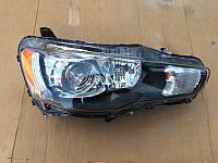 Фара правая Mitsubishi Lancer X (D2S+H11) 8301B433