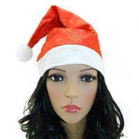 Колпак Санта Клауса двойной  KGU-3130