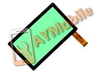 """Тачскрин для планшета (сенсор) 7"""" Ampe A70 30 pins 173x105 mm скотч black"""