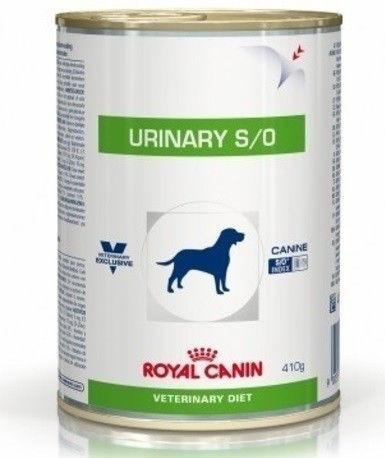 """Royal Canin urinary s/o 410г*12шт - диета для собак при мочекаменной болезни - Зоомагазин """"Шиншилка"""" - Дискаунтер зоотоваров.Корма для кошек и собак.Ветаптека.Аквариумы.Переноски. в Харькове"""