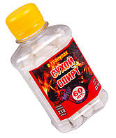 Сухое горючее в гранулах (60 таблеток) для экономного розжига огня