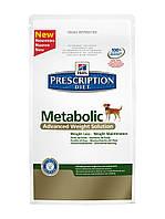 Hill's PD Canine Metabolic Canine для собак при ожирении 1.5 кг