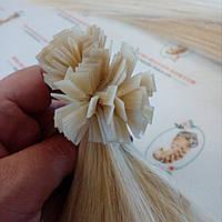 Волосся слов'янські на капсулах преміум