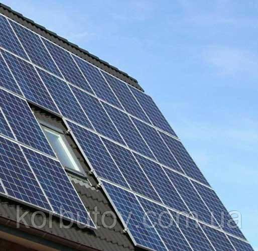Сколько стоят солнечные батареи для частного дома