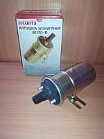 Катушка зажигания ВАЗ 2101-07, 2121 Б117А-11 (пр-во СОАТЭ)