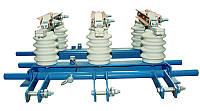 Разъединители высоковольтные внутренней установки РВЗ, РВФЗ 10(6)/400...1000-LE У3(УХЛ2)