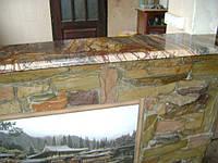 Барные стойки из натурального камня