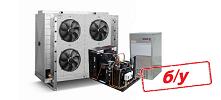 Промышленное холодильное оборудование (б/у)