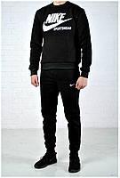 Спортивный костюм мужской зимний Nike (найк) реплика