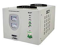 Автоматический стабилизатор напряжения напольный Днипро-М АСН-10000П  (Бесплатная доставка)
