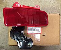 Honda CR-V CRV 2015-16 правый катафот отражатель в задний бампер новый оригинальный