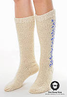 Носки вязаные  , фото 1