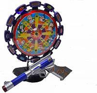 Тир 2168 ружье или пистолет, мишень, муз, свет