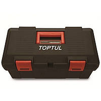 Ящик для инструмента TOPTUL TBAE0301 3 секции (пластик) 445x240x202 мм