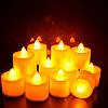 Электрические светодиодные свечи на батарейке