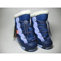 Детские сапоги Demar Snowmar, 4017 голубой