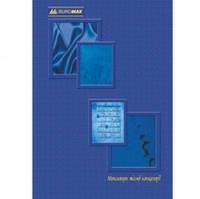 Книга учета А5, 192л клетка ЛАМИНАТ