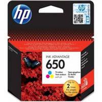 Картридж HP No.650 (CZ102AE) Color