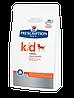 Hill's PD Canine К/D для собак при заболевании почек 2 кг