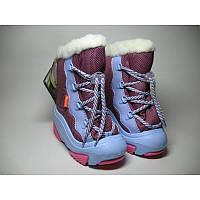 Детские сапоги Demar Snowmar, 4017 розовый