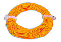 Шнур нахлыстовый Lineaeffe 30.48 м DT6 плаваючий (помаранчевий)