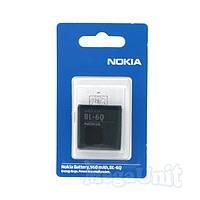Аккумулятор (батарея) BL-6Q для мобильных телефонов Nokia 6700 Classic