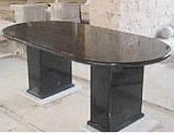 Стол для офиса из натурального камня, фото 4