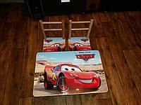 Детский комплект стол+2 стульчика