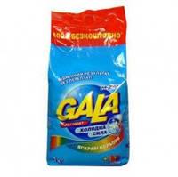 Стиральный порошок Gala автомат, для белого, 3 кг