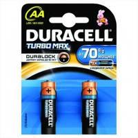 Батарейка Duracell TURBO LR6 (АА)