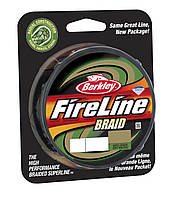 Шнур Berkley FireLine Braid Зеленый EFBNFS20-22 110m 0,20mm 19.5kg