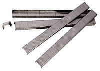 Скобы для пнев. степл., 13 мм, шир. - 1,2 мм, тол. - 0,6 мм, шир. скобы - 11,2 мм, 5000 шт MATRIX 576589