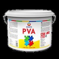 PVA Liim Eskaro 2,5л – Универсальный Клей ПВА Для Внутренних Работ. ПВА Эскаро