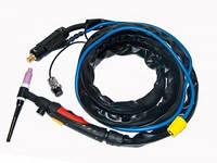 Пальник WP 17V (N) (вентиль + кнопка, байонет 10-25),4м
