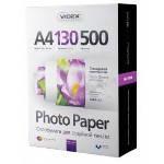 Фотобумага Videx глянцевая ( формат А4, плотность 130 г/м2 односторонняя глянцевая ) 500 листов