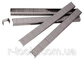 Скобы для пнев. степл., 16 мм, шир. - 1,2 мм, тол. - 0,6 мм, шир. скобы - 11,2 мм, 5000 шт MATRIX 576609