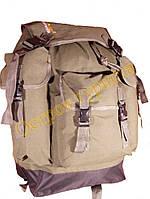 Рюкзак туристический SportWinner WC01 брезентовый 65 литров