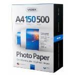 Фотобумага Videx глянцевая ( формат А4, плотность 150 г/м2 односторонняя глянцевая ) 500 листов