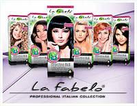 Итальянская краска для волос La Fabelo Professional