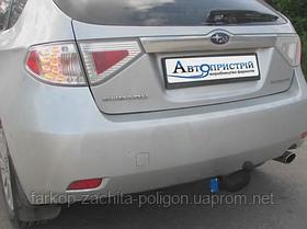 Фаркоп Subaru Impreza с -2007г.