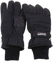 Перчатки Бундесвера для рыбалки Thinsulate MFH 15473B (Черные) (до -25) XXXL