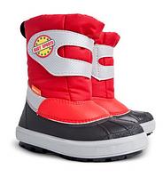 Сапоги зимние детские Demar Baby Sports красные