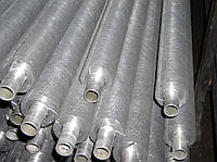 Труба цельнотянутая оребренная 16мм  (2мм, 2,5мм)