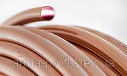 Труба мягкая из меди - элемент трубопроводной системы.