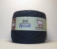 Пряжа для вязания 50% шерсть 100г