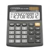 Калькулятор CITIZEN SDC-812, 12р