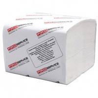 Туалетная бумага PROservice листовая,  2-х слойная, 300шт