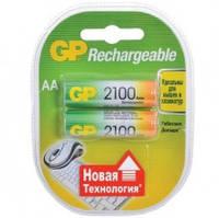 Аккумулятор GP NI-MH R6 2100mAh (АА)