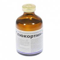 ГЛЮКОРТИН-20 50 мл против воспалительного действия у с/х животных  Interchemie